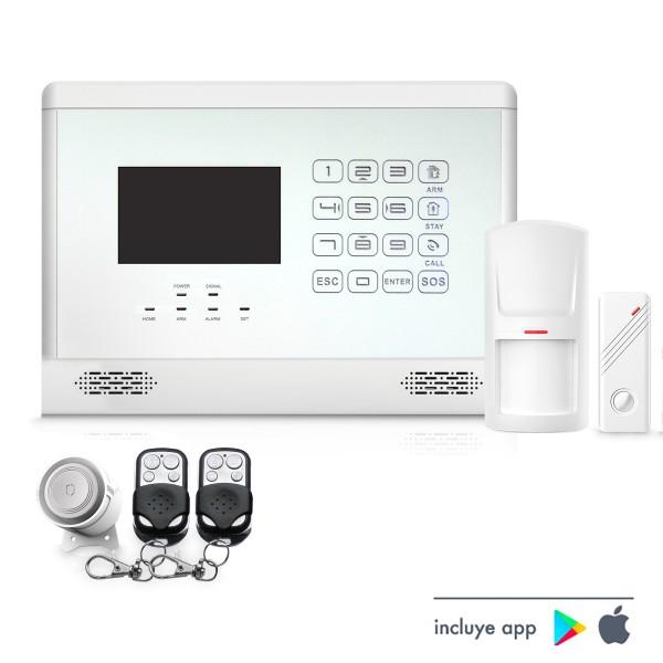 Central Alarma GSM Kit-G7