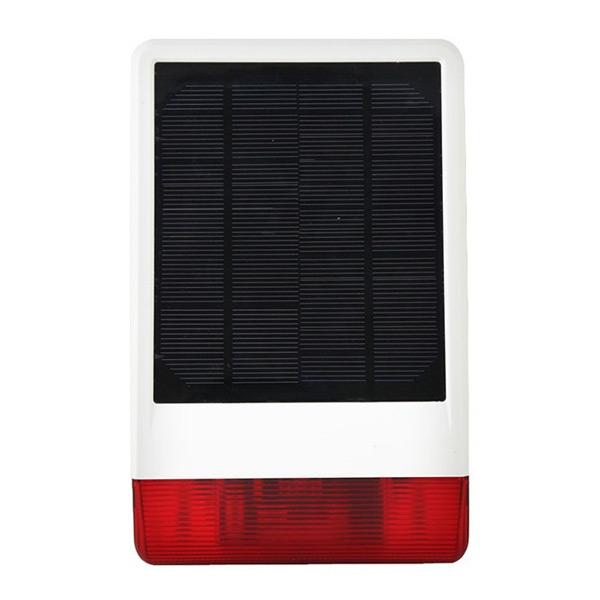 Alarma Comunitaria 15W Panel Solar