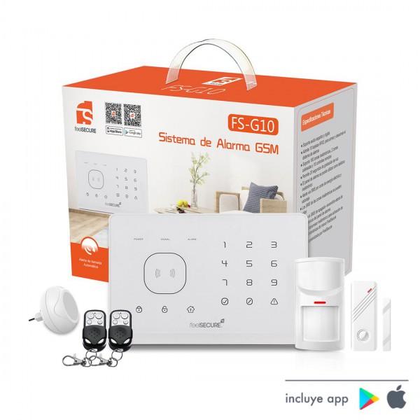 Central Alarma GSM Kit-G10