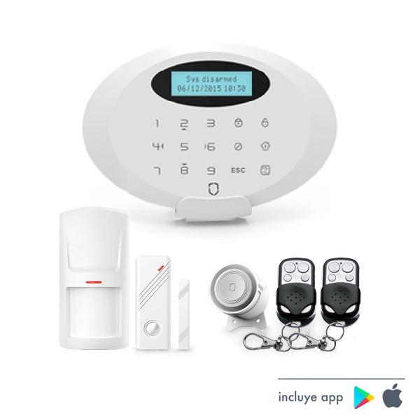 Central Alarma GSM Kit G8